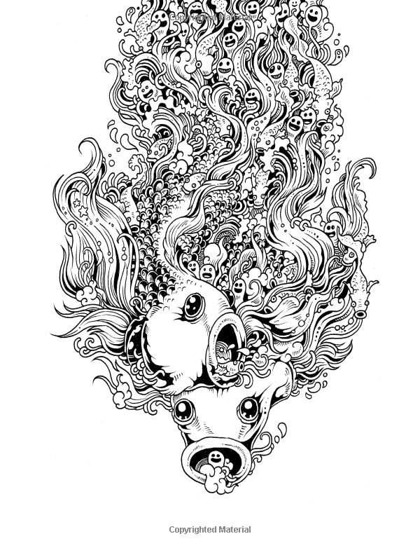 1406 Best Coloring Pages Images On Pinterest