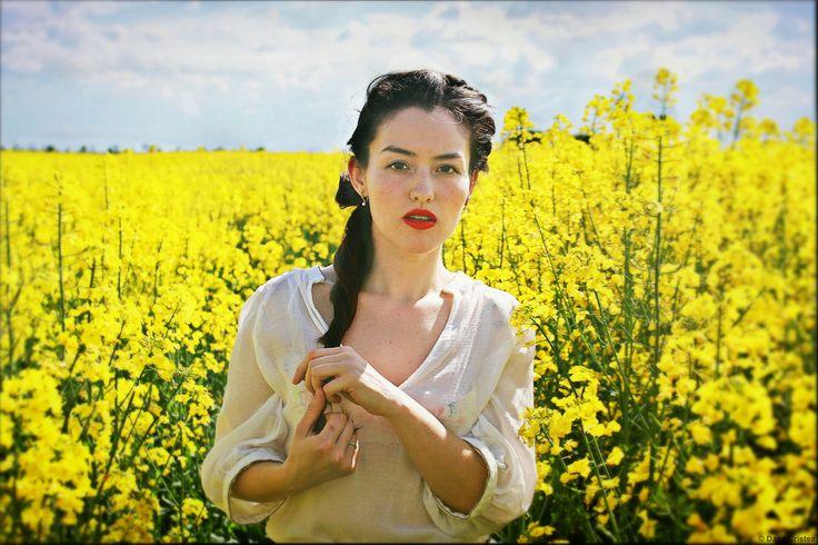 Golden season by Cristea Dana on 500px