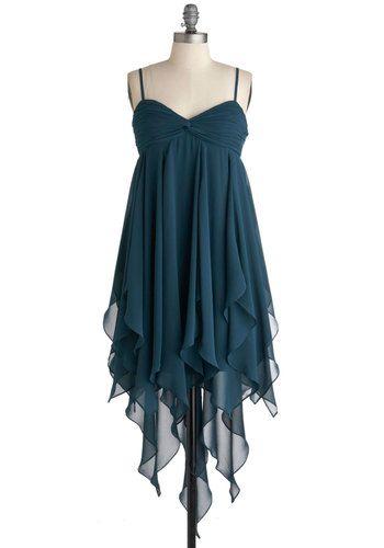 I love it! ...Deep Sea Siren Dress, #ModCloth