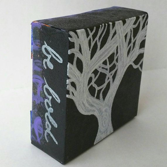 Joshua 1:9 Tree Art