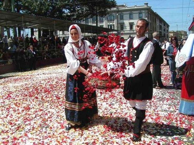 Festa di Sant'Efisio - Cagliari - Sardinia - Italy