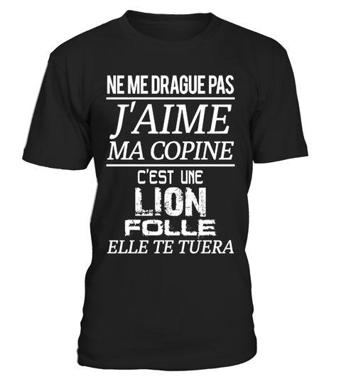 DON'T flirt with me- I LoveMY GIRL - She is crazyLEO Ne Me Drague Pas - J'aime MaCopine- C'est UneVIERGEFolle Ne Me Drague Pas - J'aime Ma Copine- C'est UneCANCERFolle Flirte nicht mit mir - Ich LiebeMeine Freundin - Sie ist ein verrückterLÖWE          Customer Support:   Email: support@teezily.com Local Phone: France:01 72 30 10 10-Luxembourg:(020) 808 19 53 Belgium:025 88 41 69-Canada:438 800 - 4798  TAGS: lion, Leo, Astrologie, Ich Liebe Meine F...