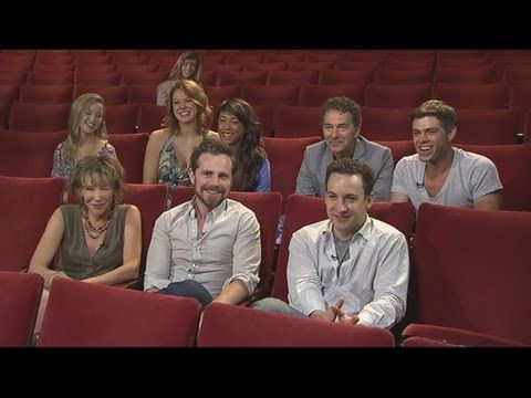 'Boy Meets World' Reunion 2013: Ben Savage, Cast Discuss Series, New Spinoff - YouTube