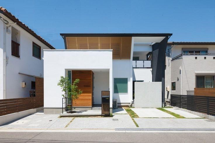 株式会社トランスデザイン の モダンな 家 Light well