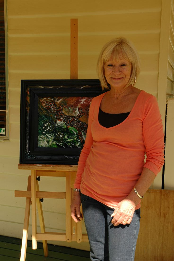 DONS BEAUTIFUL WIFE AND ARTIST SHARON VALITUTTO