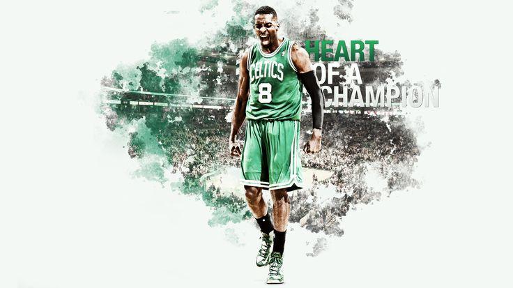 1366x768 The Celtics, Celtics, Boston, Basketball, Jeff Green