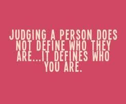 quotes about judging people - Google Search