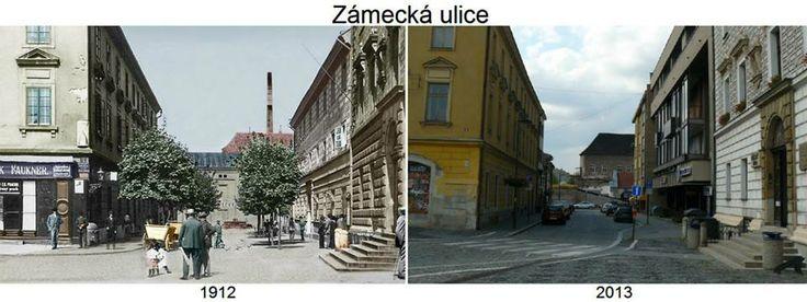 Zámecká ulice