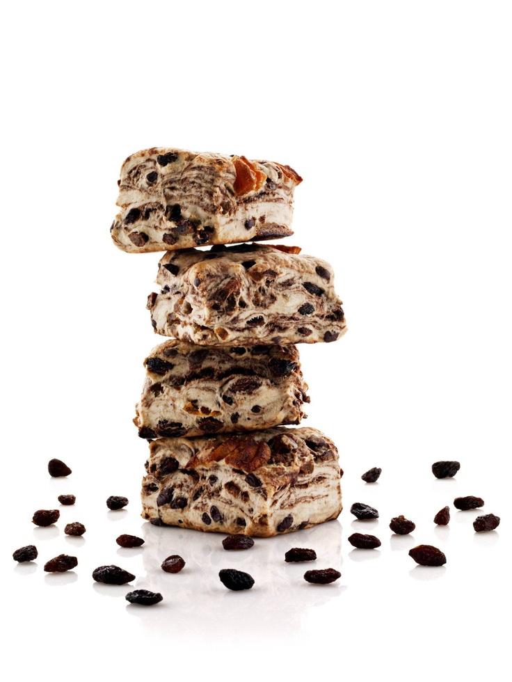 Scones med chokoladestykker (Recipe in Danish)