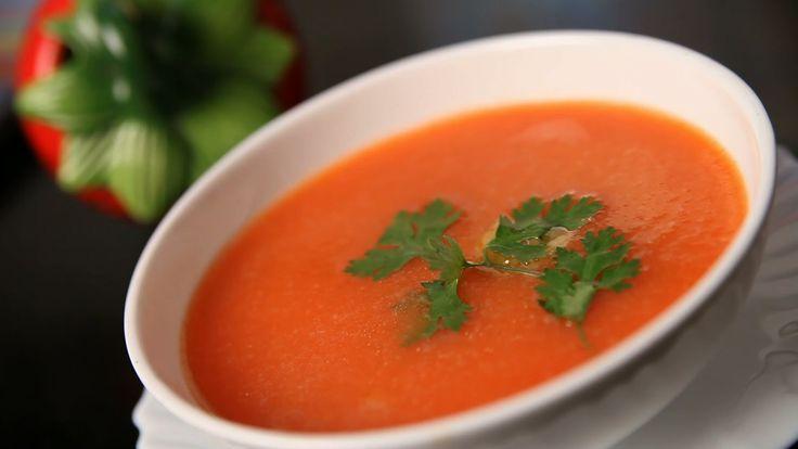 Best Tomato Soup By Archana
