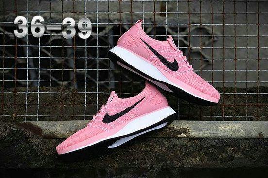 e43f48d4ef22 Popular 2018 Nike Air Zoom Mariah Flyknit EUR 36-39 Peach Blossom pink White