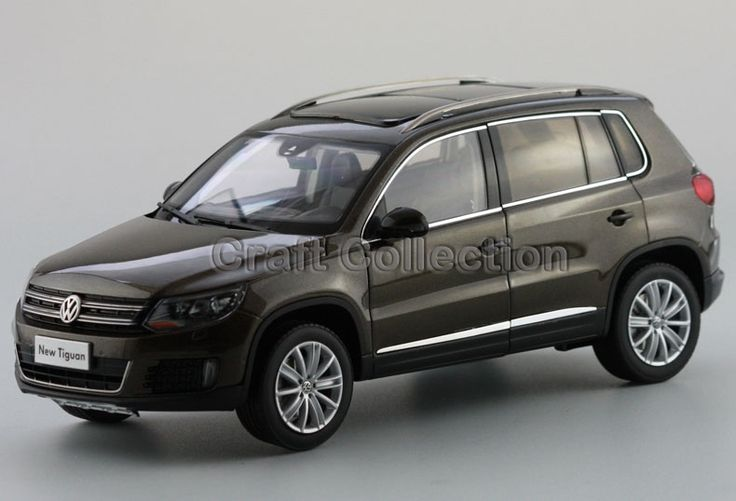74.80$  Watch here - http://aliywk.worldwells.pw/go.php?t=32504527182 - *Brown 1:18 Volkswagen VW Tiguan 2013 Diecast Model Car Classical SUV Collection Off Road Vehicle