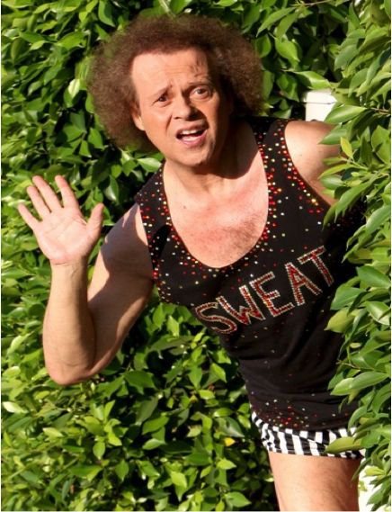 Richard Simmons went to FSU! How cool is that?! Check out his story here!