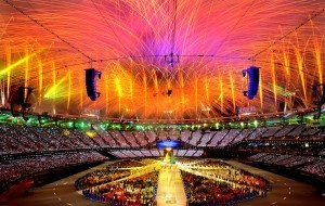 London 2012 Olympic games signs off in style