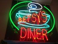 My favorite diner  :)  in Falmouth, Massachusetts