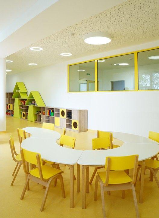 FCA Srbija Kindergarten,© Jelena Arsenijević