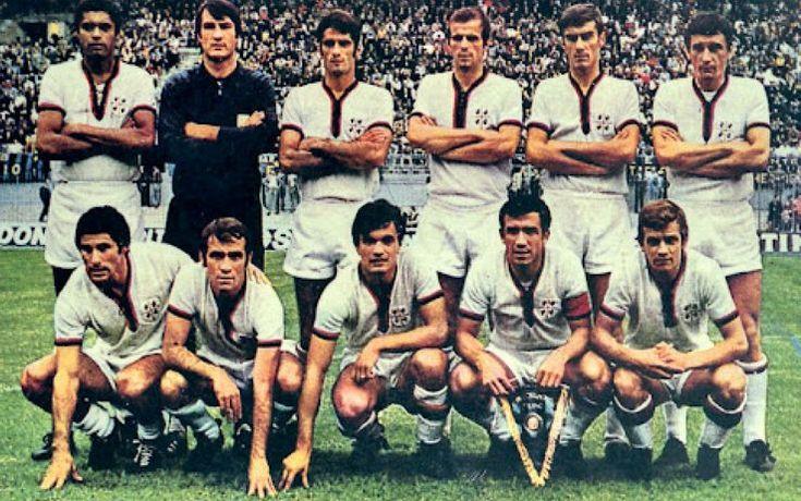 Il Cagliari dello scudetto (1969-70)