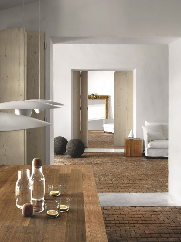 Un viejo cortijo remodelado en una estupenda casa moderna pero con sabor a antiguo. #casas #rústicas