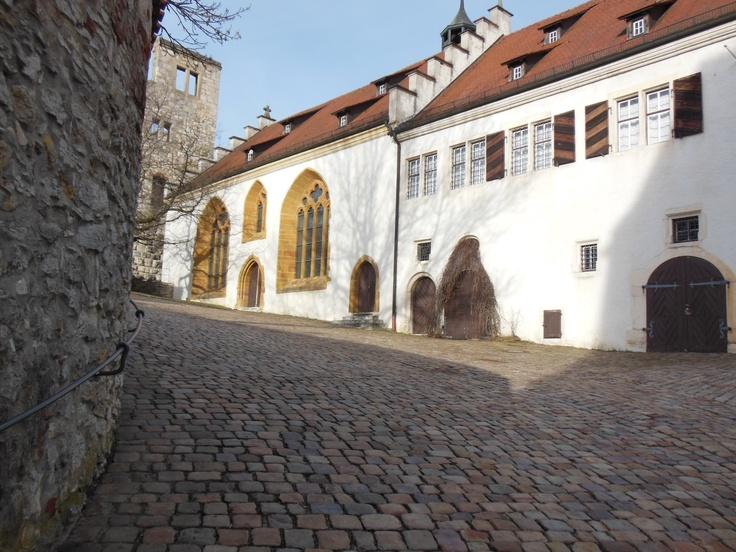 Haus, Heidenheim, Schloss Hellenstein