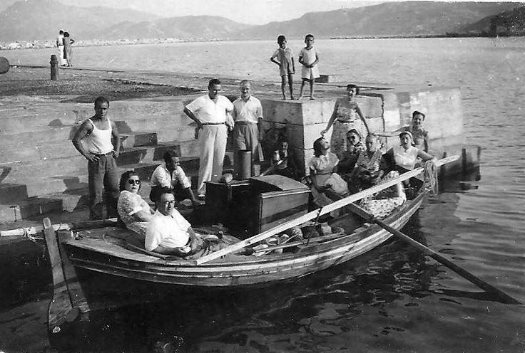 Μαγικές εικόνες :Η Κύμη πριν από 65 χρόνια!