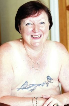 15 best images about mastectomy scar tattoos on pinterest for Tattoo after surgery