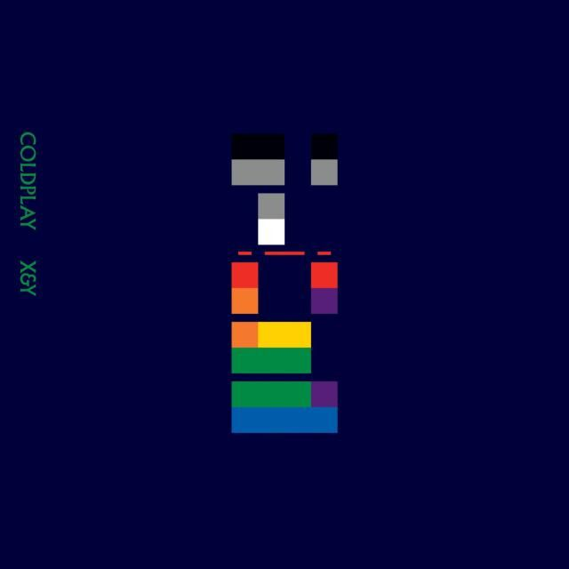 Coldplay - X&Y Album Cover 2005 http://coldplay.com/release/xy/