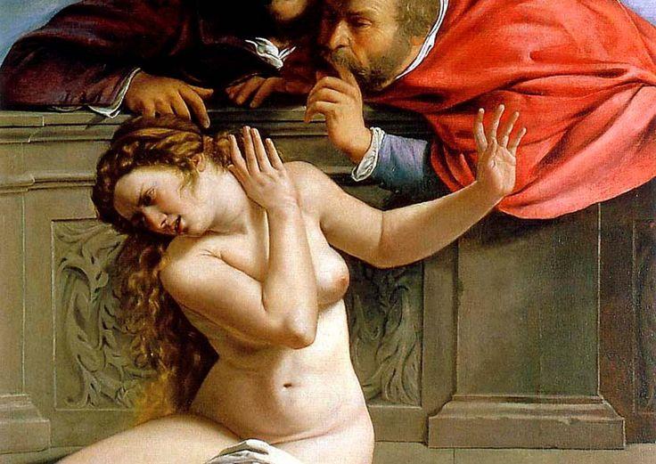 Artemisia Gentileschi: Susana y los viejos