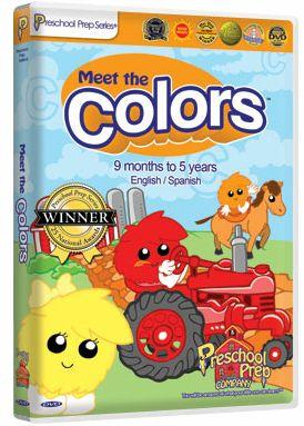 "Free download ""07 DVD Preschool Prep"" for Kids"