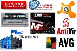 Στο διαδίκτυο κυκλοφορούν πολλά δωρεάν προγράμματα Antivirus, και η επιλογή ενός από αυτά δεν είναι εύκολη υπόθεση. Επιλέξαμε τα 9 καλύτερα και σας τα παρουσιάζουμε.   Microsoft Security Essentials, AVG Free, Avira Free, Avast! Free, Malwarebytes, ComboFix, Clamwin, Panda Cloud AntiVirus, Comodo Firewall,  Antivirus