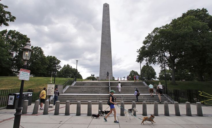 Bunker Hill Monument – The Story Behind The Misnomer