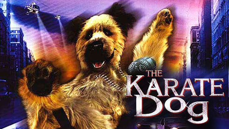 Karate dog   český dabing