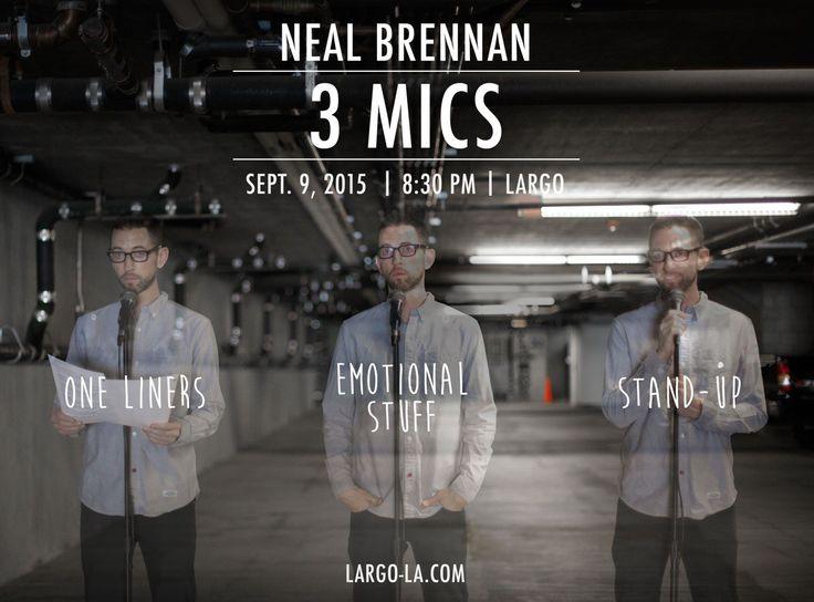 Neal Brennan - 3 Mics (2017)