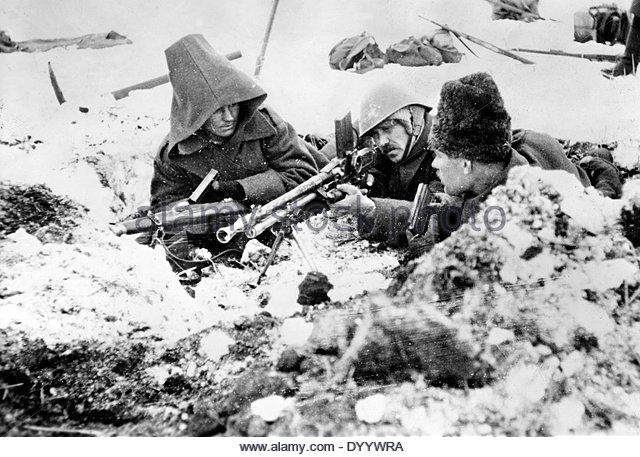 Romanian troops-during-the-battle-of Stalingrad 1943-
