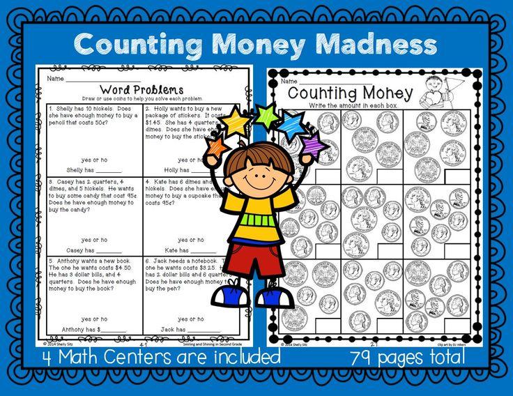 199 best 2nd Grade Math images on Pinterest | Second grade, Second ...
