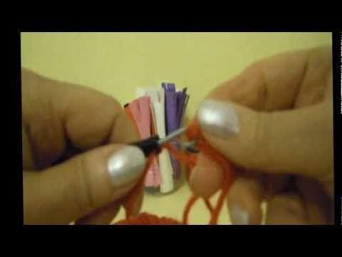 Corso di lavoro a telaio a mano - YouTube