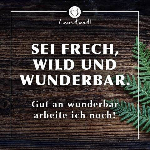 #lol #lausdiandl #wildwords #fun