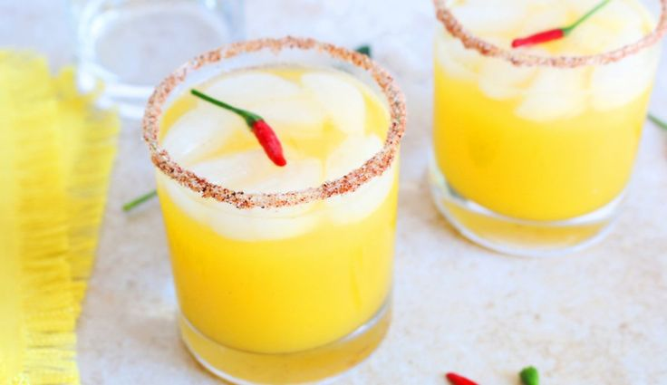 Happy National Tequila Day! Fresh pineapple, spicy Thai chili pepper simple syrup, Tequila and Triple sec makes one fitting drink! I have been harvesting tons of Thai chili peppers from a small potted plant. It's amazing how much a tiny plant can yield! These peppers add a touch of heat to the drink, without overpowering!Love …