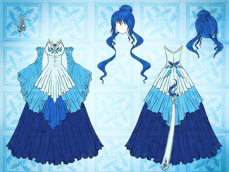 Anime Dress Designs Cartoon Dresses Style 21259wall.jpg