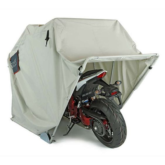 Abri moto pliant Acebikes MOTOR SHELTER taille S