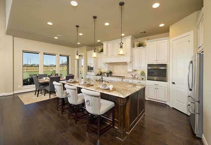 Perryhomes kitchen design 4931s gorgeous kitchens for Model kitchen images