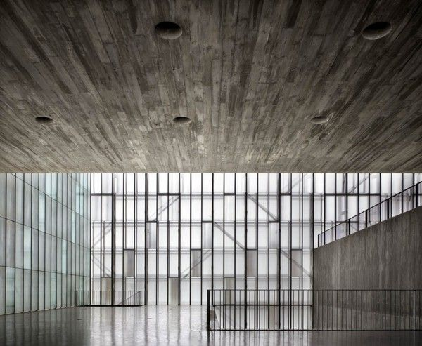 La Coruña Center For The Arts / aceboXalonso studio — Designspiration