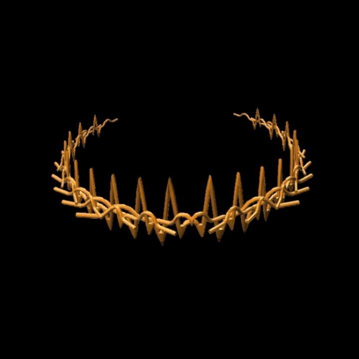 """Tachy"" Headband by Maureen Nemetski"