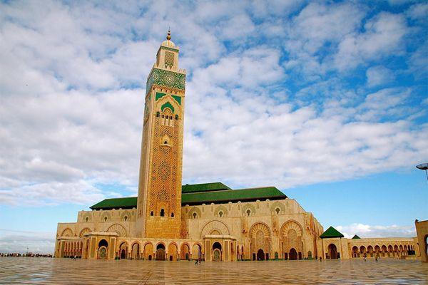 Il cielo sopra Casablanca  Fotografia di Jan DeVere Werner / My Shot  Marocco