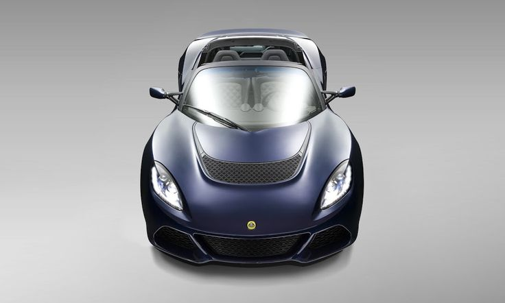 Awesome Lotus Exige S Roadster