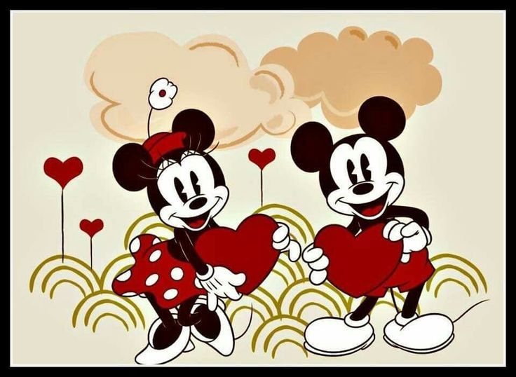 343 best mickey and minnie mouse images on pinterest disney couples disney magic and backgrounds. Black Bedroom Furniture Sets. Home Design Ideas