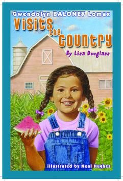 """Gwendolyn BALONEY Lomax   Visits the Country.  The differences between city and farm life are illustrated in this quick tale. Young readers will be excited to learn about the character's family adventures. This work is moderately challenging for the independent reader with some vocabulary that may spark questions (""""asphalt"""", """"rind""""). Beginning readers will love hearing this story read aloud."""