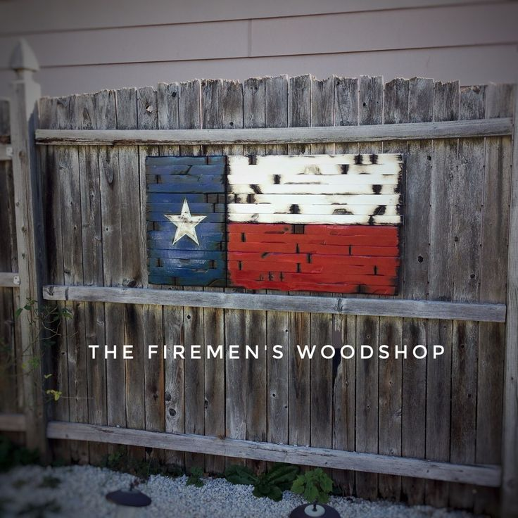 Texas Flag 10 best Hand crafted Wood