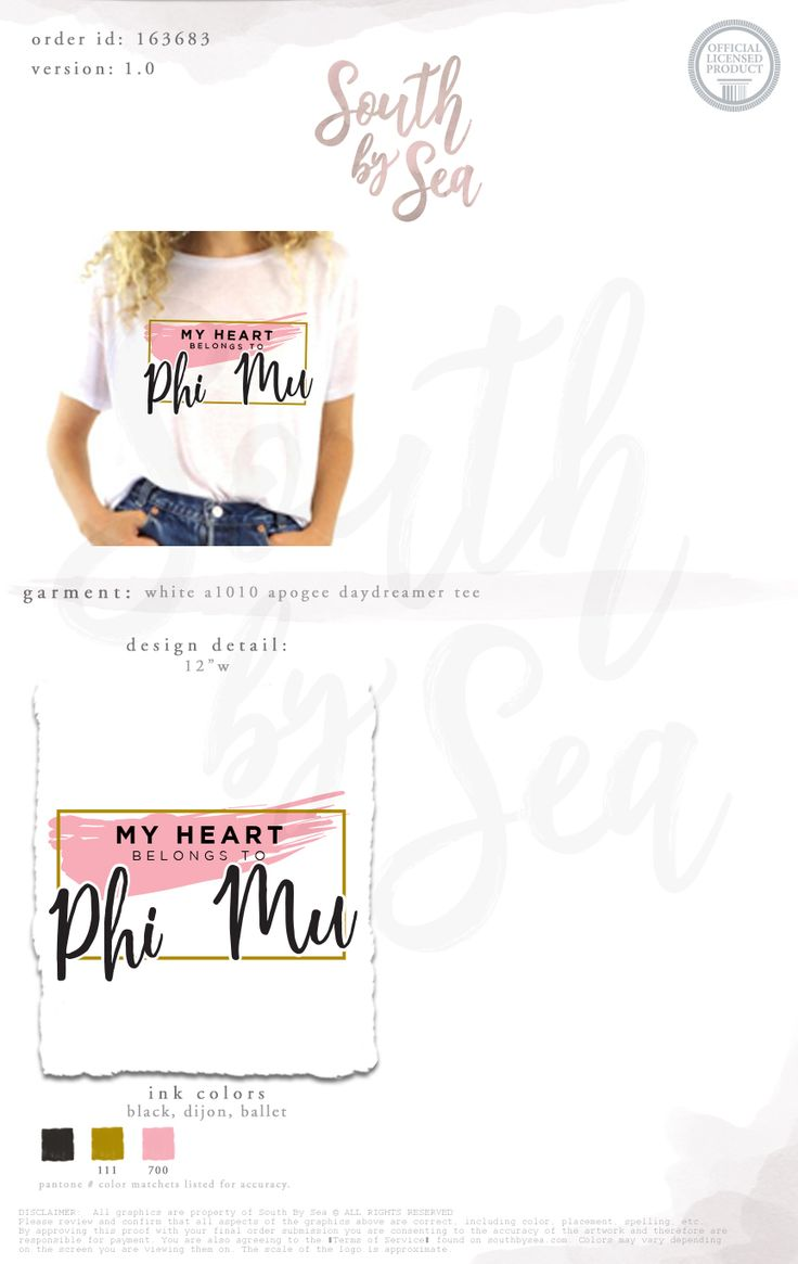 South by Sea | Greek Tee Shirts | Greek Tank Tops | Custom Apparel Design | Custom Greek Apparel | Sorority Tee Shirts | Sorority Tanks | Sorority Shirt Designs | Sorority Shirts | TShirts | Sorority T-Shirts | Classic Sorority T-Shirts | Custom Greek TShirts | Greek Life | Sorority Clothes | Sorority T-Shirt Ideas | Custom Designs | Custom TShirts | Custom Screen Printed Shirts | Custom Greek Screenprinting | Custom Printed Sorority TShirts | Custom Printed T-Shirts | Simple