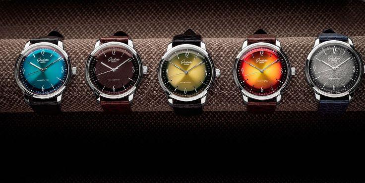 Los Sixties Iconic es el homenaje de Glashütte Original a su pasado de los años 60 y a una forma de hacer relojes que ahora apreciamos mucho más