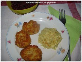 Takarékos konyha: Kelkáposzta fasírt